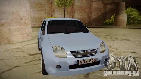 Suzuki Ignis для GTA San Andreas вид слева