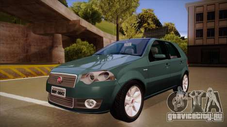 FIAT Palio ELX 2010 для GTA San Andreas
