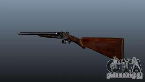 Двуствольное ружьё для GTA 4 второй скриншот