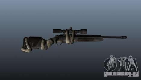 Снайперская винтовка Steyr Elite для GTA 4 третий скриншот