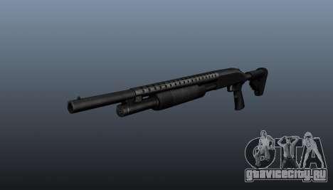 Помповое ружьё M590A1 для GTA 4