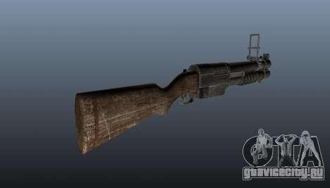 Гранатомёт EX-41 для GTA 4 второй скриншот