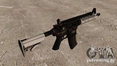 Автоматический карабин М4 VLTOR v5 для GTA 4 второй скриншот