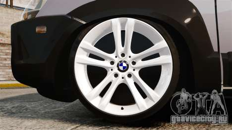 Hyundai Tucson для GTA 4 вид сзади