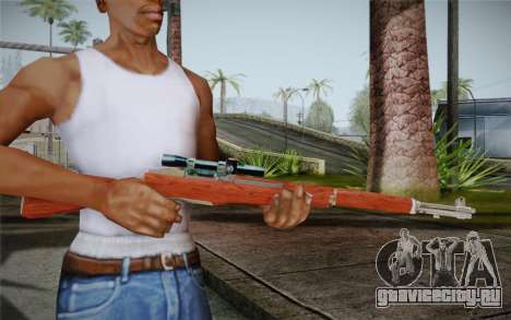 M1 Garand для GTA San Andreas второй скриншот