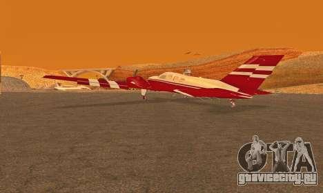 Rustler GTA V для GTA San Andreas вид слева
