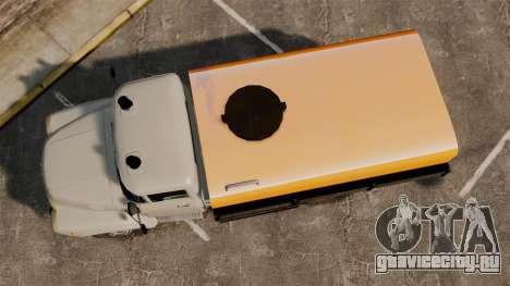 ЗиЛ-130 КО-829 для GTA 4 вид справа