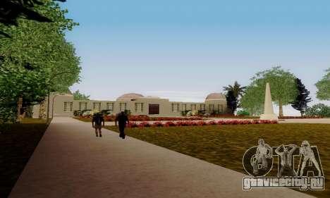 ENBSeries for low and medium PC для GTA San Andreas пятый скриншот