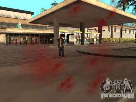 WeaponStyles для GTA San Andreas четвёртый скриншот