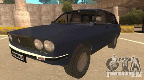 Renault 12 Break для GTA San Andreas