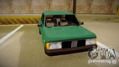 Fiat 128 Super Europa для GTA San Andreas вид слева