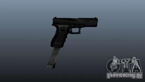 Glock 18 Akimbo MW2 v1 для GTA 4 третий скриншот