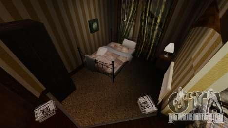 Новые текстуры в квартире Alderney для GTA 4