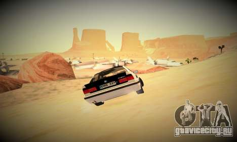 ENBSeries By DjBeast V2 для GTA San Andreas одинадцатый скриншот