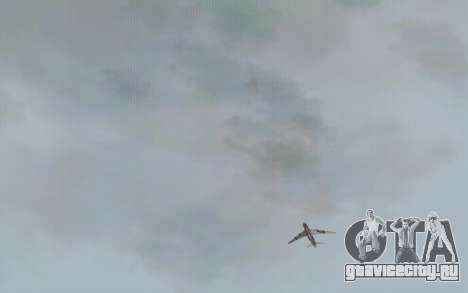 GTA V to SA: Timecyc v1.0 для GTA San Andreas третий скриншот