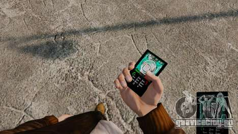 Темы для телефона Vampire The Masquerade для GTA 4 двенадцатый скриншот