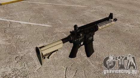 Автоматический карабин М4 VLTOR v3 для GTA 4 второй скриншот