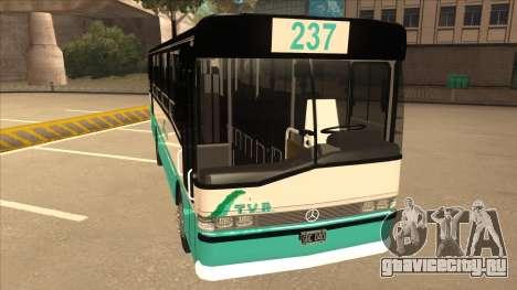 Mercedes-Benz OHL-1320 Linea 237 для GTA San Andreas вид слева