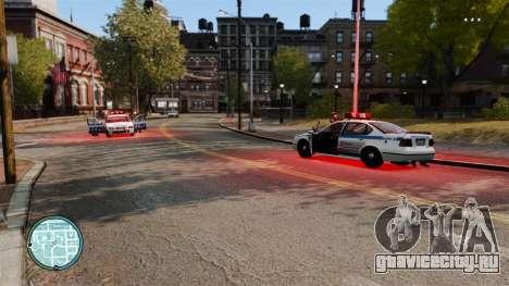 Без полицейских пунктиров для GTA 4 второй скриншот