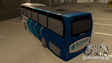 Neoplan Tourliner - Drinatrans Zvornik для GTA San Andreas вид сзади