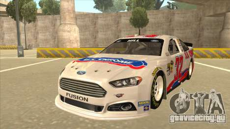 Ford Fusion NASCAR No. 32 U.S. Chrome для GTA San Andreas