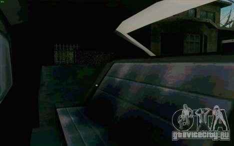 Manana Hatchback для GTA San Andreas вид сбоку