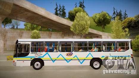 Marcopolo Viale для GTA San Andreas вид сзади слева