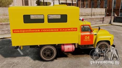ГАЗ-52 Аварийная для GTA 4 вид слева