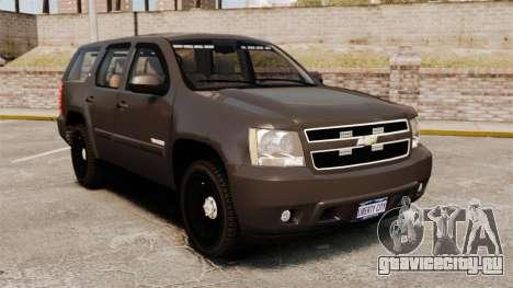 Chevrolet Tahoe Slicktop [ELS] v2 для GTA 4