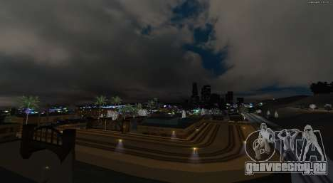 Cleo SkyBox для GTA San Andreas