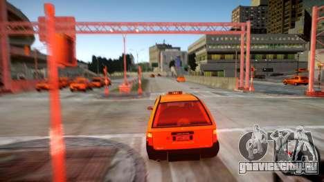 Графический мод Banner Graphics [OPEN BETA] для GTA 4 девятый скриншот