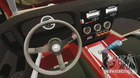 Nissan Frontier D22 для GTA 4 вид сбоку