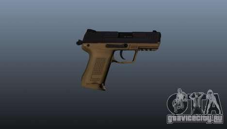 Пистолет HK45C v3 для GTA 4 третий скриншот