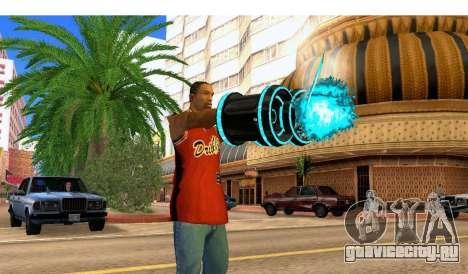 Blaster для GTA San Andreas