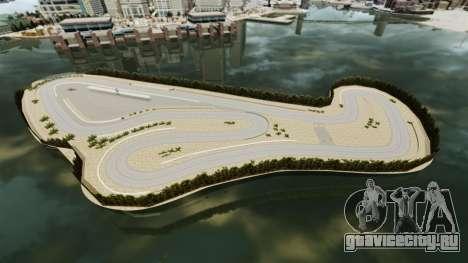 Локация Sportland Yamanashi для GTA 4