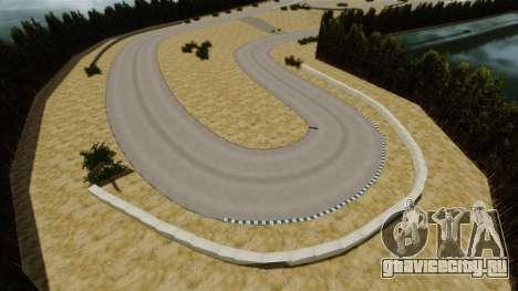 Локация Sportland Yamanashi для GTA 4 пятый скриншот