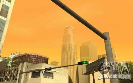 GTA V to SA: Timecyc v1.0 для GTA San Andreas
