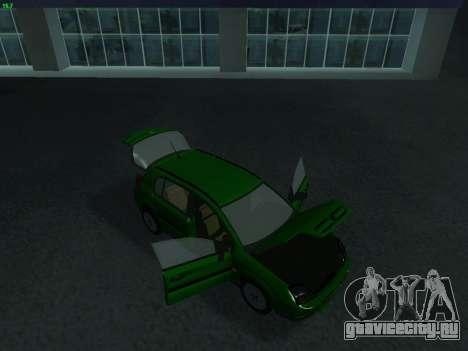 Opel Signum Kombi 1.9 CDi для GTA San Andreas вид справа