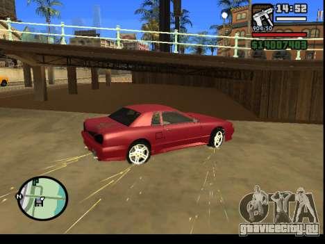 GTA V to SA: Burnout RRMS Edition для GTA San Andreas одинадцатый скриншот