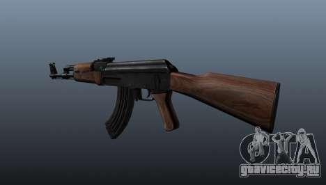 Автомат АК-47 v3 для GTA 4 второй скриншот