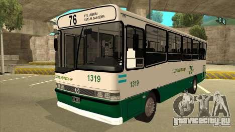 Mercedes-Benz OHL-1320 Linea 76 для GTA San Andreas