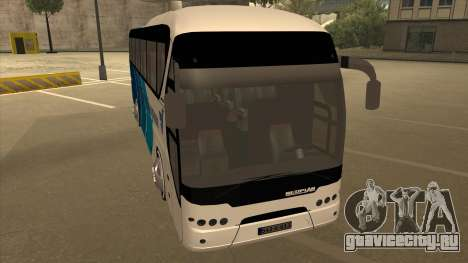 Neoplan Tourliner - Drinatrans Zvornik для GTA San Andreas вид слева