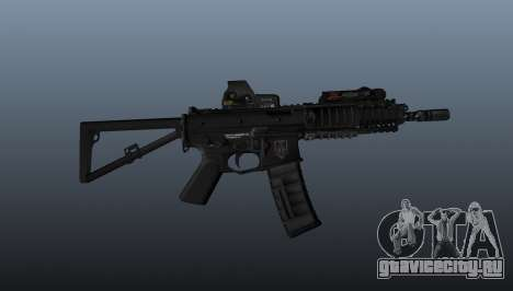 Автоматический карабин KAC PDW для GTA 4 третий скриншот