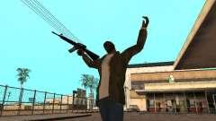WeaponStyles для GTA San Andreas