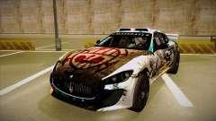 Maserati Gran Turismo MC 2009