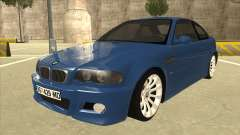 BMW M3 E46 купе для GTA San Andreas