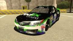 Toyota Camry NASCAR No. 11 FedEx Ground для GTA San Andreas