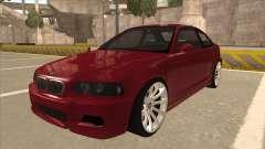 BMW M3 Tuned для GTA San Andreas