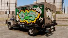 Новые граффити для Yankee