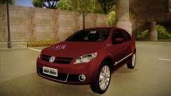 VW Gol Power 1.6 2009 для GTA San Andreas